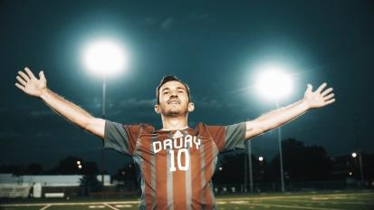 Hype Promo: Drury Men's Soccer2017